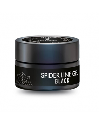 SPIDER LINE GEL BLACK